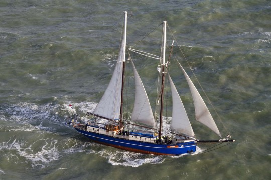 Das Schiff Oban