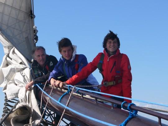 Famielienreise an Bord Oban