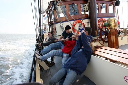 Aktiv-segeln