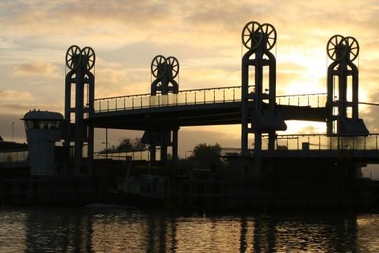 Hanzestad Kampen; Heimathafen der Oban
