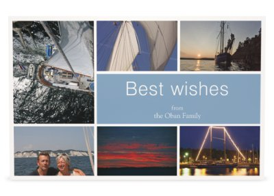 Best Wishes Oban