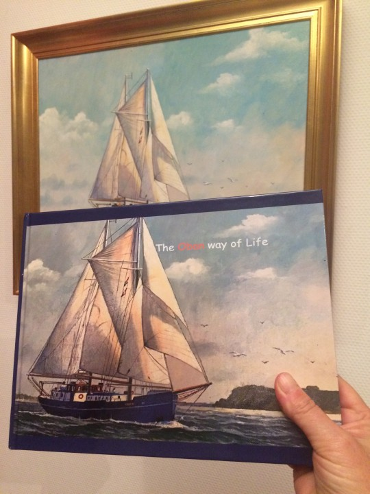 fotobook life onboard Oban