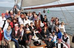 silberhochzeit an Bord Oban feier wp