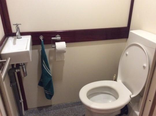 toilet Oban 2016