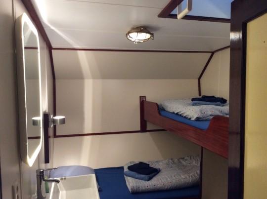 tweeer kabine 2016
