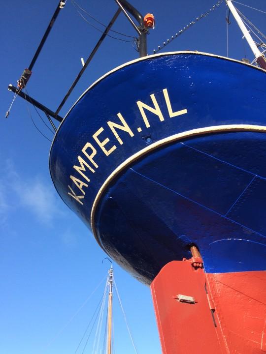 Kampen .nl op werf